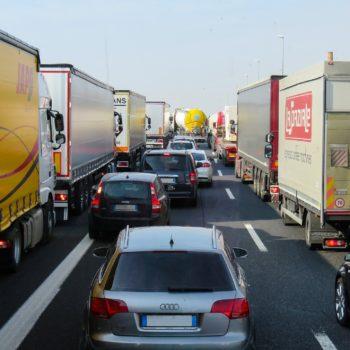 Verkehrschaos und Dauerstau