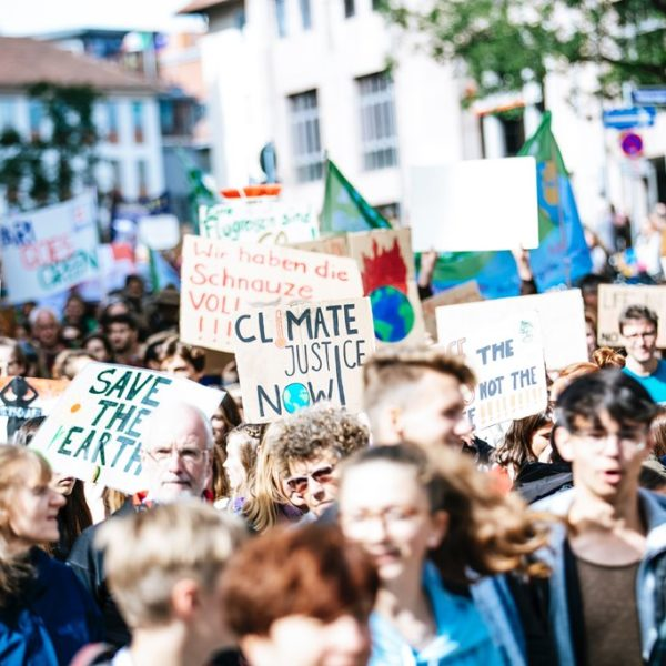 Klimaprotest Greta-Effekt